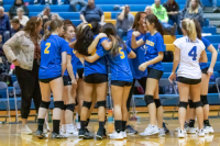 Gallery: Volleyball Cedar Heights MS (Cov) @ Summit Trail MS